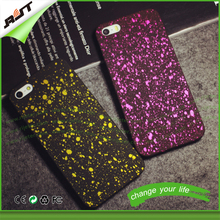 fashion design glitter liquid phone case private label, wholesale clear phone case with your own design