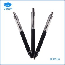 Promotional Cheap metal pen refill retractable metal ball pen