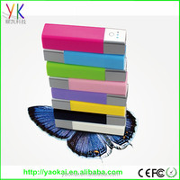 Aluminum alloy best power bank, mini power banK, portable power bank charger
