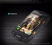 Smartphone dual SIM android 4.2 rugged mobile phone