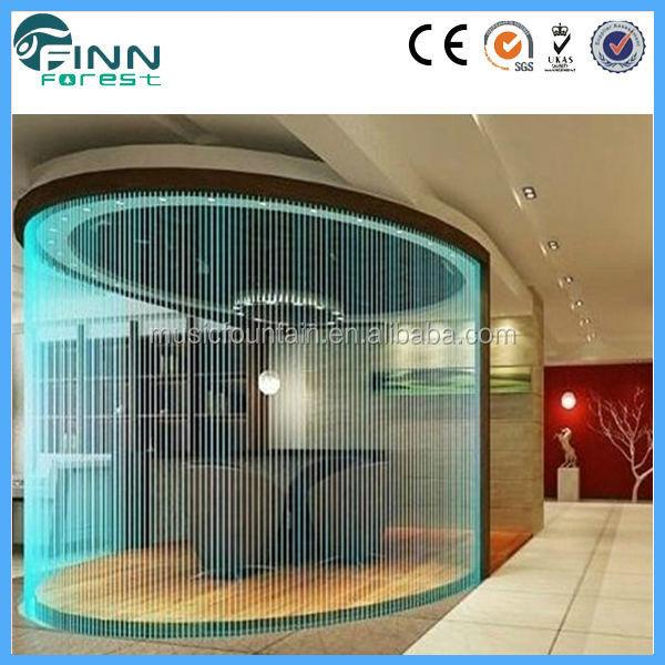 Fuente de agua decorativa de pared de interior para hogar for Fuente decorativa interior
