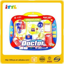 Educational set toys kids tool set toy plastic doctor set toy