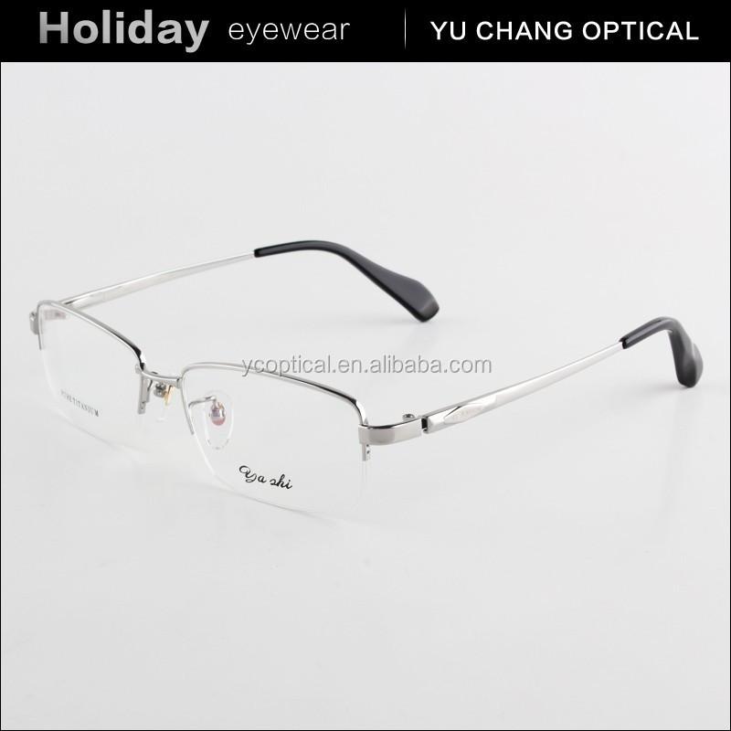Eyeglass Frames Silhouette Titanium : 2015 hot sell fashion silhouette titanium eyeglass frames ...
