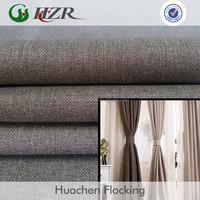 Alibaba hot window location 100% polyester 3 pass blackout fabrics draperies