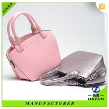 Traditional knurled technique branded female shell bags manufacturer