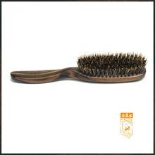 Carpenter Tan boar bristle hair brush
