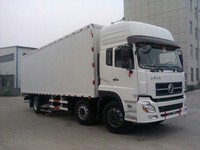 dongfeng 245hp 16 tons delivery van truck