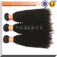 Curly Style Weave Human Hair Bundle Indian Hair From Indian