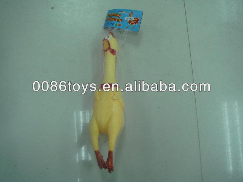 42cm 로토 PVC 비명 닭