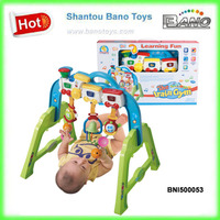 Hot Sales!!! Funny Train Gym Equipment Baby Play Mat BNI500053