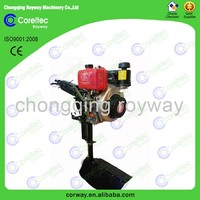 Low Price 2/4-stroke Long/Short Shaft Remote/rear Control single cylinder marine diesel engine for sale