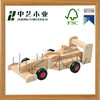 china manucfacturers factory suppliers FSC&SA8000 DIY kids wooden assembly educational toy for wholesale