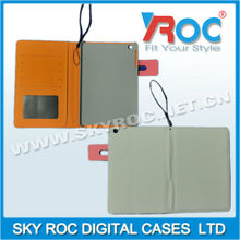2013 credit card wallet case stand suitable for iPad mini