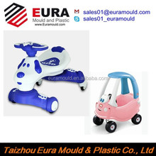 EURA Kids Toy Swing Car Molds / Baby Walker Moulds Manufacturer