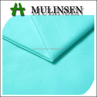 High Quality Woven Plain Dyed Wholesale Fabric Cotton