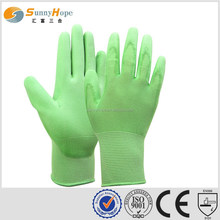 sunnyhope Seamless work gloves Coated Protective Industrial Products