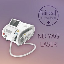 Q Switched nd Yag Laser Pigmentation Tattoo Eye Line , ND YAG Laser Tattoo Removal