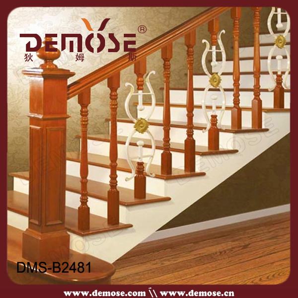Lowes exterior barandilla para escaleras de madera pasos y de roble
