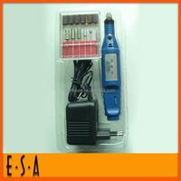 Electric mini art machine nail drill manicure set,Pen shape electric nail drill Manicure set(110v,220v) T330033