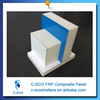 Custom pu foam sandwich wall panel, pu polyurethane sandwich panel