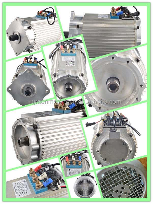 Ev Traction Motor From China 72v 2800 3400rpm