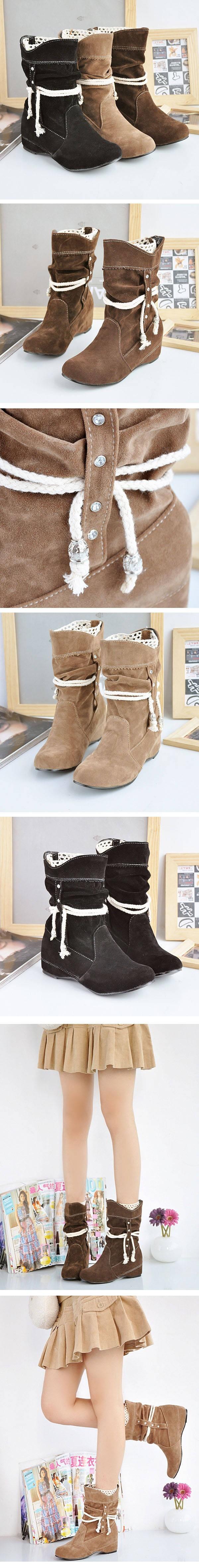 Женские ботинки , #J211