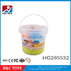 2015 Kids educational toy DIY magic modeling sand with tool toys HC285532