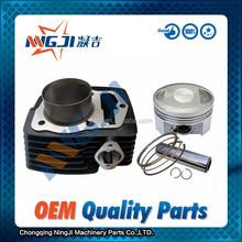Motorcycle Parts Motorcycle Engine Parts Motorcycles Cylinder kit for Zongshen DB133 engine