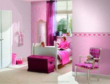 nonwoven wallpaper for kids room
