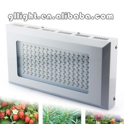 120w led grow light 1w chip Full Spectrum commercial greenhouse cost hot sale