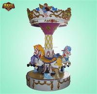 Mini Fairground Rides Small Carousel for Sale