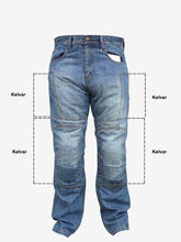 Jeans with Kevler