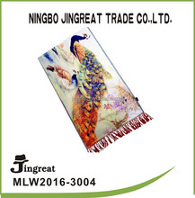 old fashion Chinese pure silk scarf,High Quality Customizable Digtial Printed Silk Scarf Fashionable