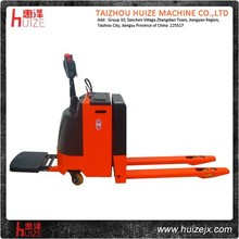 2 Ton Light And Flexible Electric Pallet Truck with New Design and Competitive Price