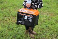 1KW Small Inverter Generator Portable - 100% Copper wire used