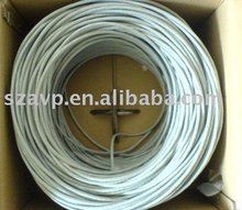 digital data cable lan cable Cat 5E UTP solid cable