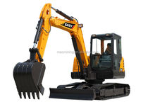 Commonly used in Asia 55c-9 used mini excavator