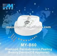MY-B60 mini home use hydro-microdermabrasion aquabrasion machine for sale (CE Approved)