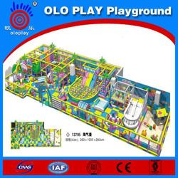 Children Indoor Playground Naughty Fort,Kids Indoor Gym