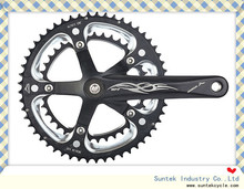 bicycle crank and chainwheel JKCW-6