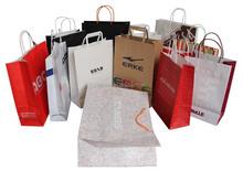eco-friendly good quality paper shopping bag