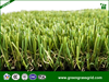 U Shape Monofil PE and Curled PP Playground Turf Artificial