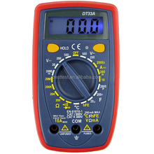 DT33A Digital Multimeter
