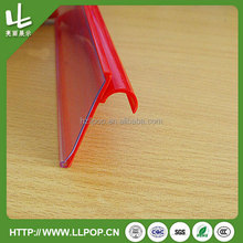 2015 New design Menu Price Tag Holder Any Size Plastic