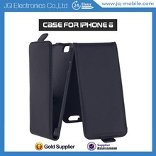 Wholesale mobile phone accessories phone protective case wallet leather case for iphone 6