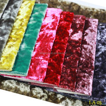 500gsm New ice velvet fabric that could offer sample with SGS