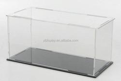 Transparent Plastic Acrylic Case Figure Doll Case