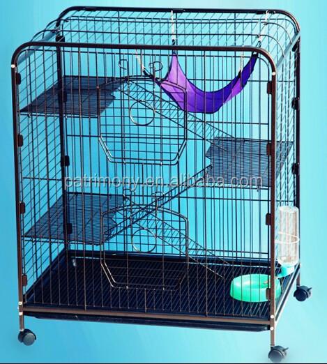 Large Cat Hammock Large Cat Cage Ferret Cage 2