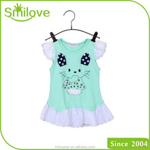 2015 top 10 nubby baby clohing girls tweedy shirt
