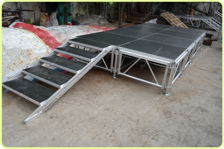 Aluminum Lighting Roof Stage Truss For Concert Square
